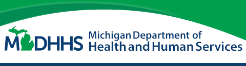 Michigan Department of Community Health Logo